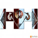 Интерьерные модульные картины ART.: KIM0436