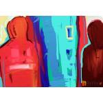 Интерьерные модульные картины ART.: KIM0515