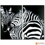 Модульная картина, животные ART.: KJM0001