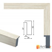 Рамки для картин, багет пластиковый ART.: BP643