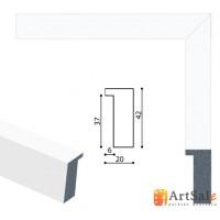 Рамки для картин, багет пластиковый ART.: BP642