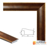 Рамки для картин, багет пластиковый ART.: bp689
