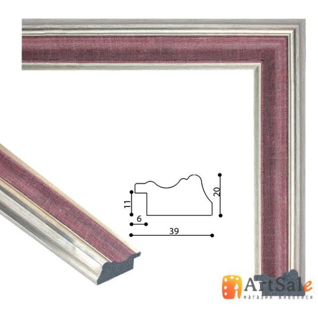 Рамки для картин, багет пластиковый ART.: bp766