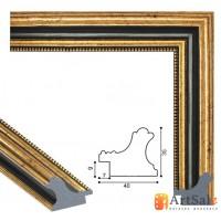 Рамки для картин, багет пластиковый ART.: bp709
