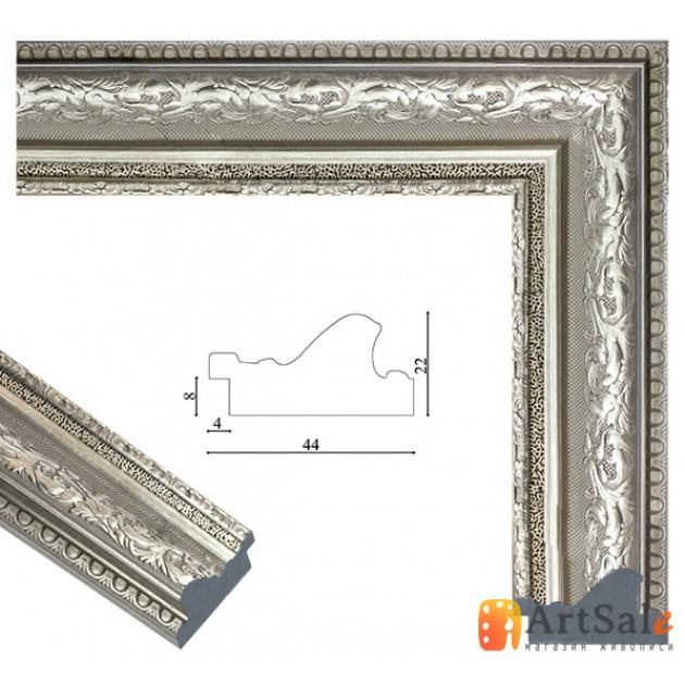 Рамки для картин, багет пластиковый ART.: bp782