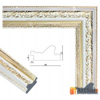 Рамки для картин, багет пластиковый ART.: bp780