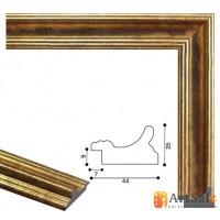 Рамки для картин, багет пластиковый ART.: bp714