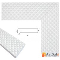 Рамки для картин, багет пластиковый ART.: bp801