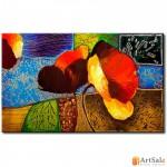 Картина цветы, ART: FS0037