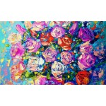 Картина цветы, ART: FS0045