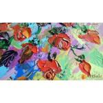 Картина цветы, ART: FS0048