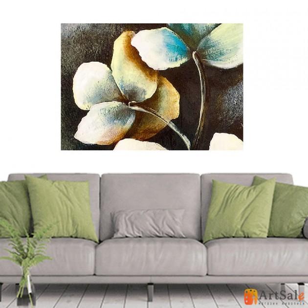 Картина цветы, ART: FS0003