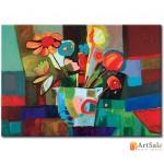 Картина цветы, ART: FS0011