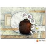Картина цветы, ART: FS0013