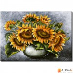 Картина цветы, ART: FS0026