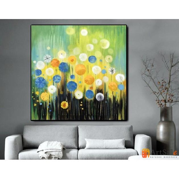 Картины цветы, ART: FS0159