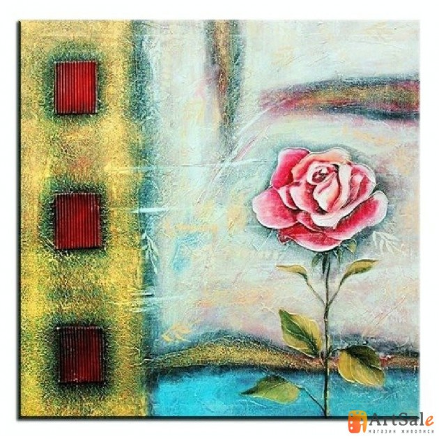 Картины цветы, ART: FS0177