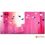 Картины цветы, ART: FS0061