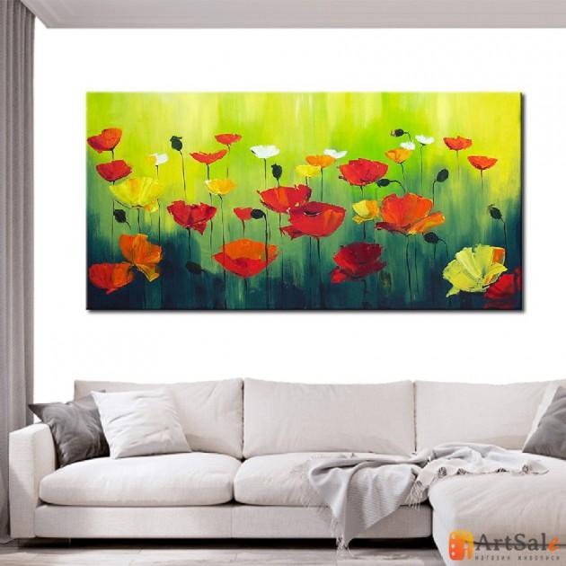 Картины цветы, ART: FS0064