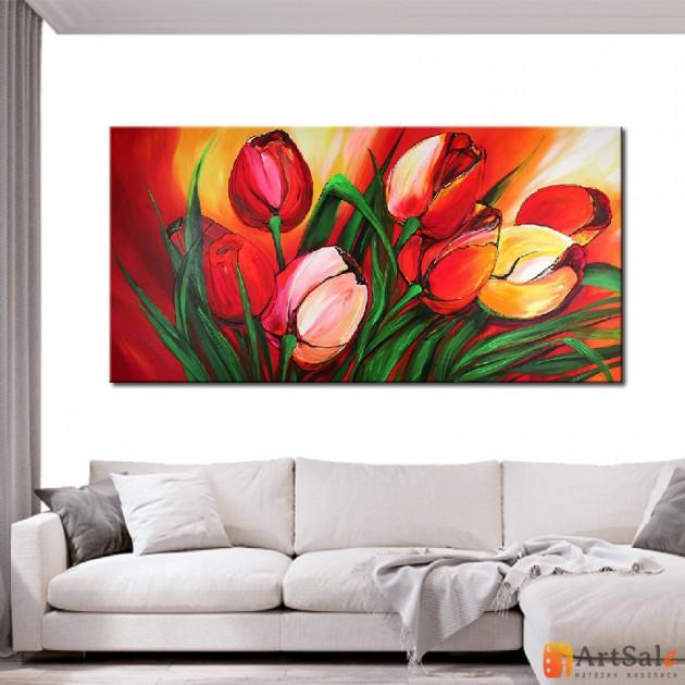 Картины цветы, ART: FS0070