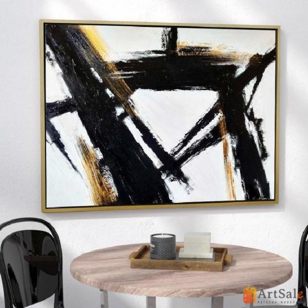 Картина абстракция, ART: AS0012