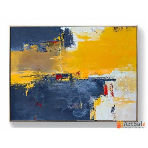 Картина абстракция, ART: AS0020