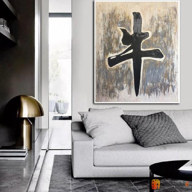 Картина абстракция, ART: AS0029