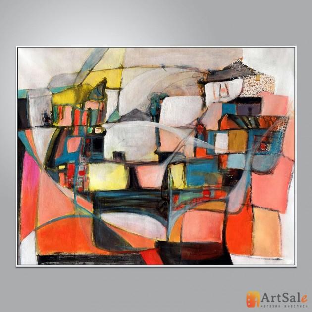 Картина абстракция, ART: AS0041