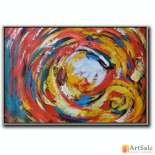 Картина абстракция, ART: AS0089