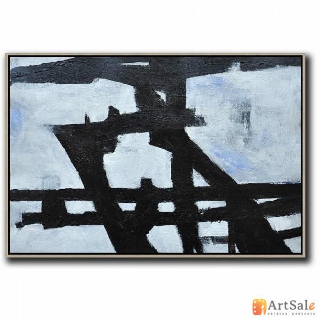 Картина абстракция, ART: AS0109