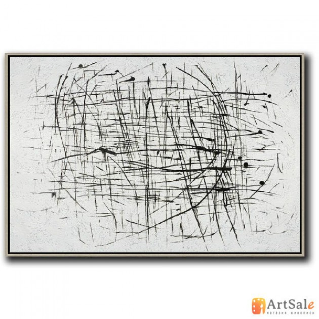 Картина абстракция, ART: AS0111