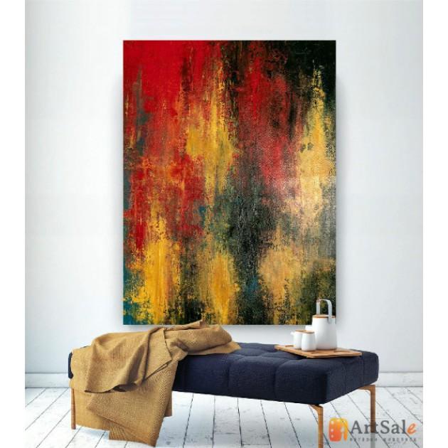 Картина абстракция, ART: AS0151