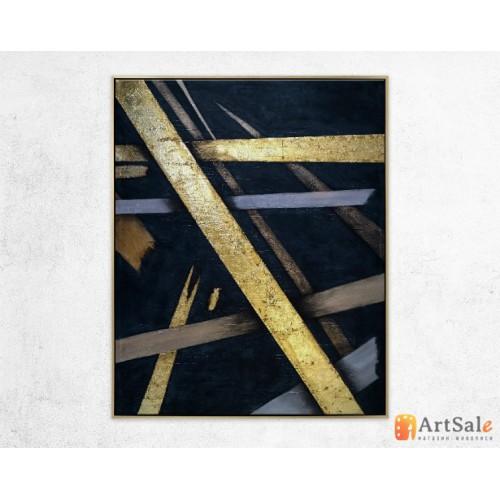 Картина абстракция, ART: AS0158