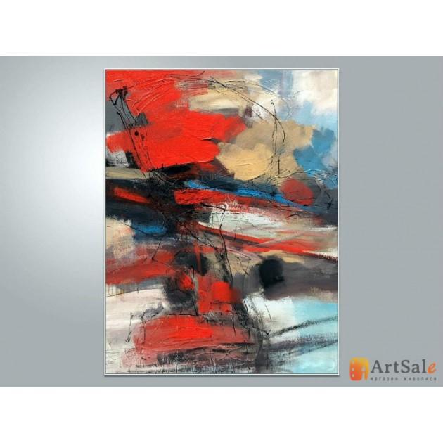Картина абстракция, ART: AS0161