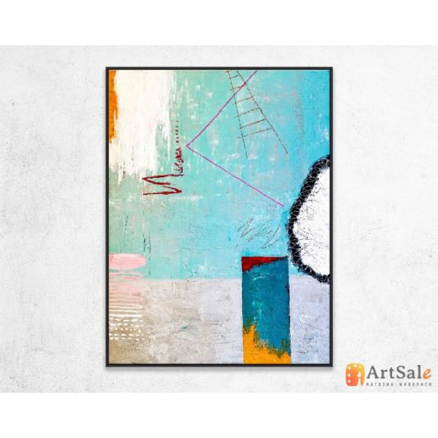Картина абстракция, ART: AS0173