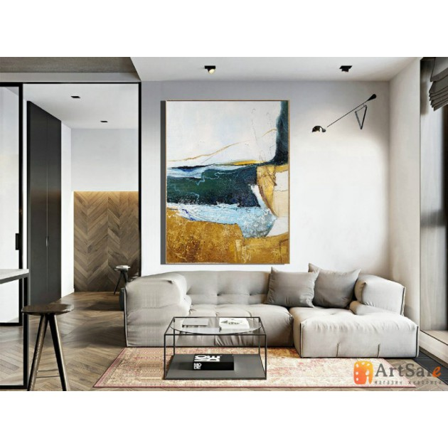 Картина абстракция, ART: AS0176