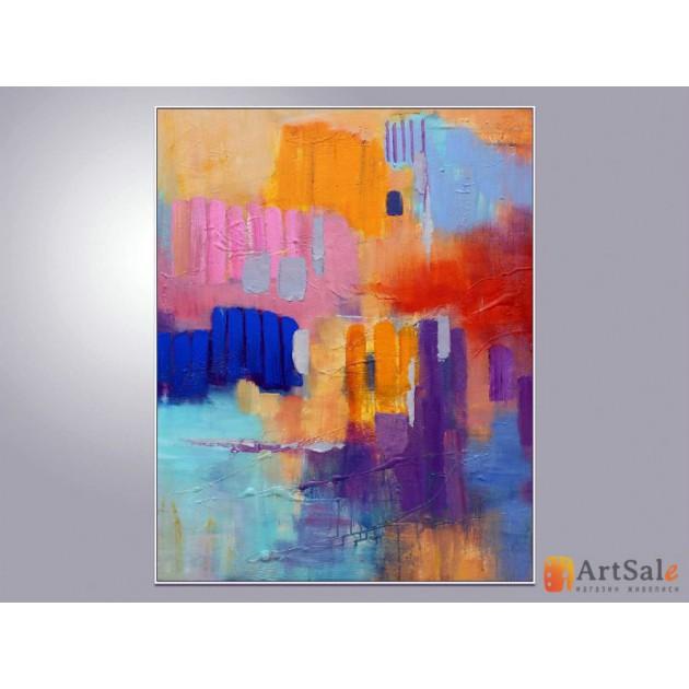 Картина абстракция, ART: AS0181