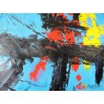 Картина абстракция, ART: AS0218