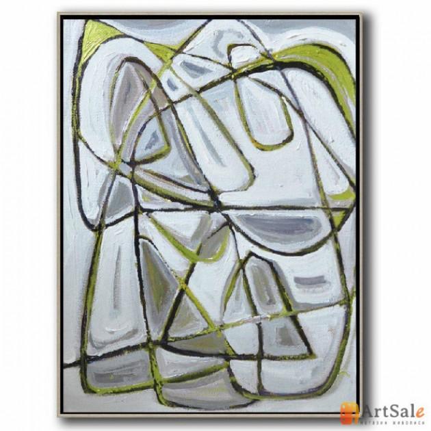 Картина абстракция, ART: AS0234
