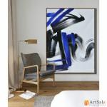 Картина абстракция, ART: AS0240
