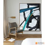 Картина абстракция, ART: AS0242