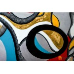 Картина абстракция, ART: AS0530