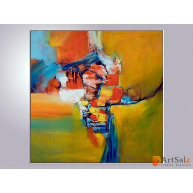 Картина абстракция, ART: AS0584