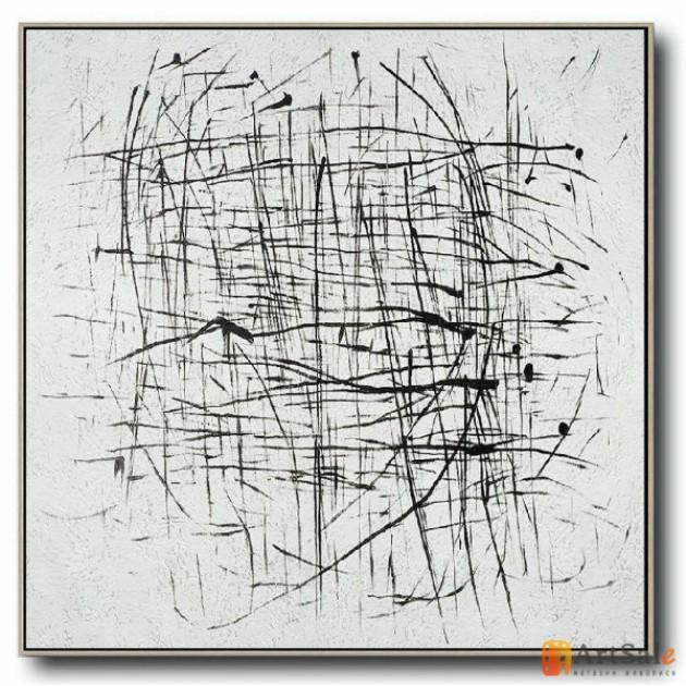 Картина абстракция, ART: AS0618