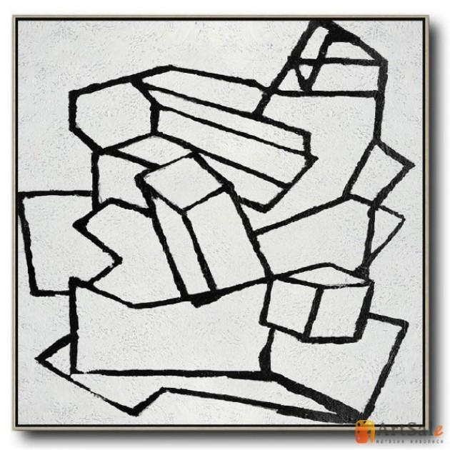 Картина абстракция, ART: AS0625