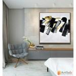 Картина абстракция, ART: AS0629