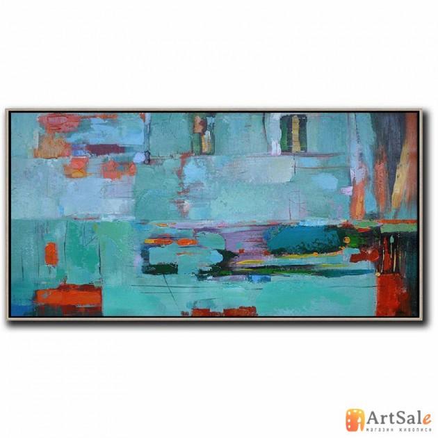 Картина абстракция, ART: AS0682