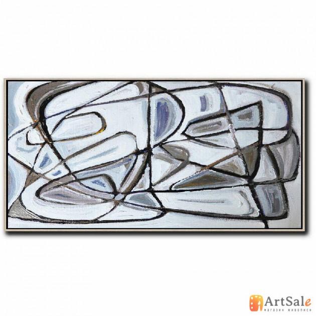Картина абстракция, ART: AS0685