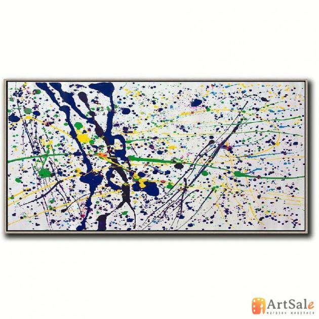 Картина абстракция, ART: AS0691