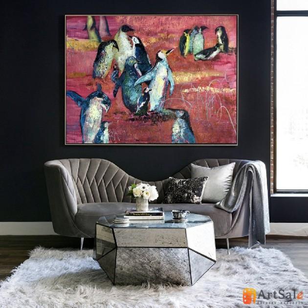 Интерьерные картины, ART: IK0001